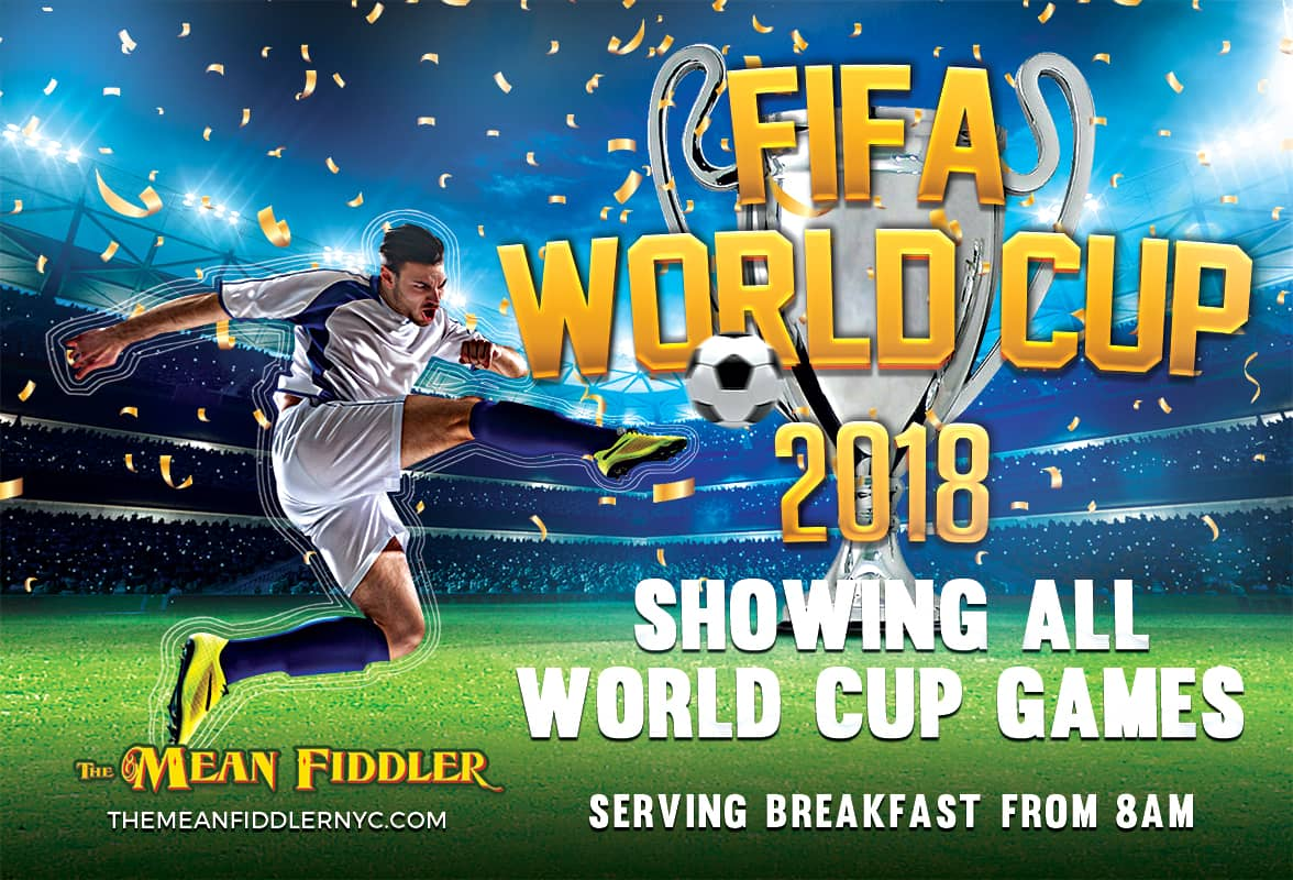 The Mean Fiddler World Cup!